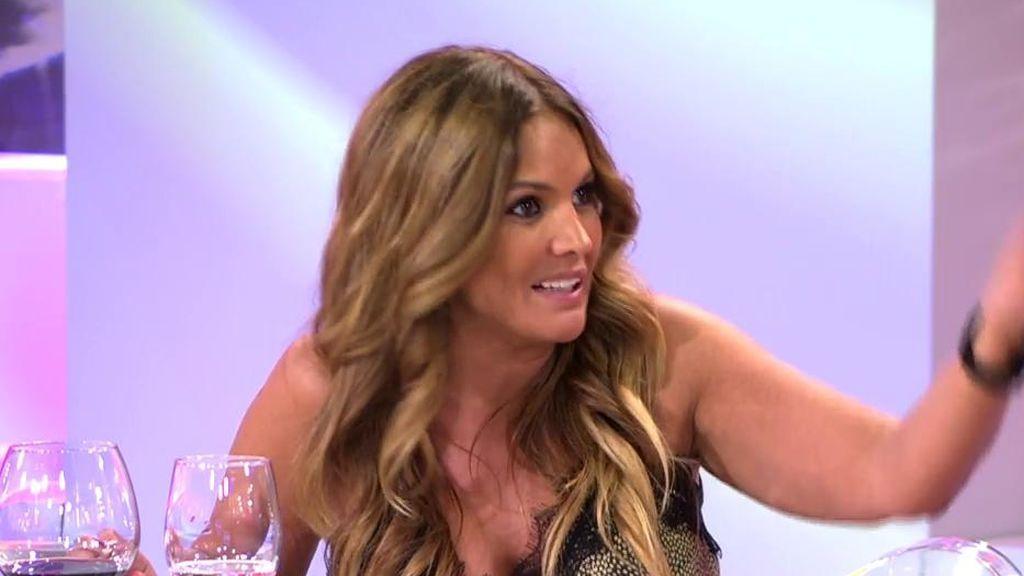 """Una broma de Marta López enciende a Kiko Matamoros: """"Tú sí puedes currar de cabestra"""""""