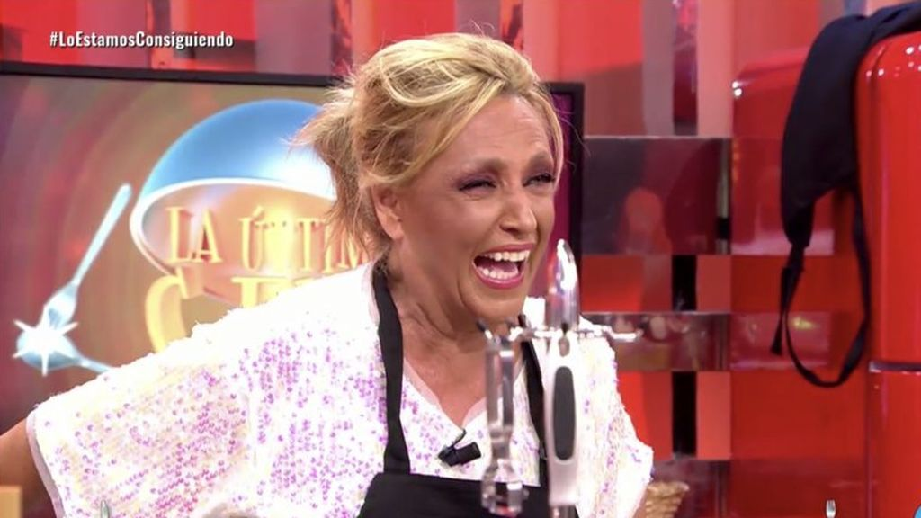 El maquillaje de Lydia Lozano y otros memes del estreno de 'La última cena'