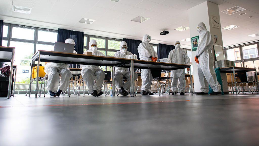 Alemania registra un leve repunte en contagios y muertes diarias mientras rebasa los 8.200 fallecidos