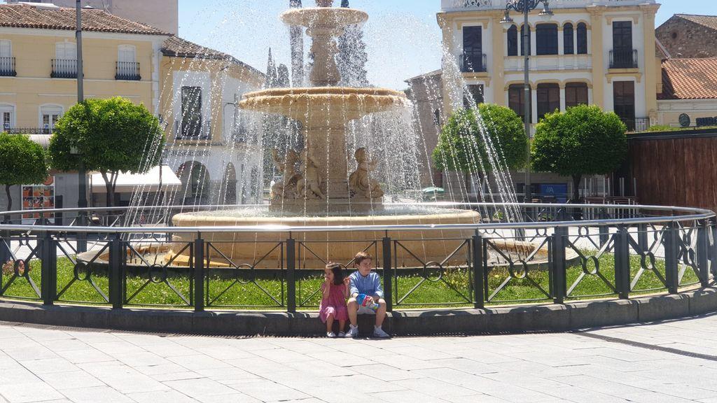 Extremadura cambia sus horarios de salidas por el calor este fin de semana