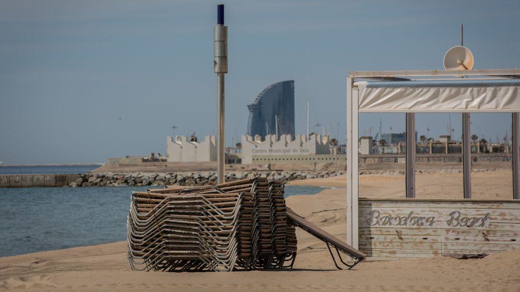 Los chiringuitos de Barcelona llegan a un acuerdo 'in extremis' para salvar la temporada de verano