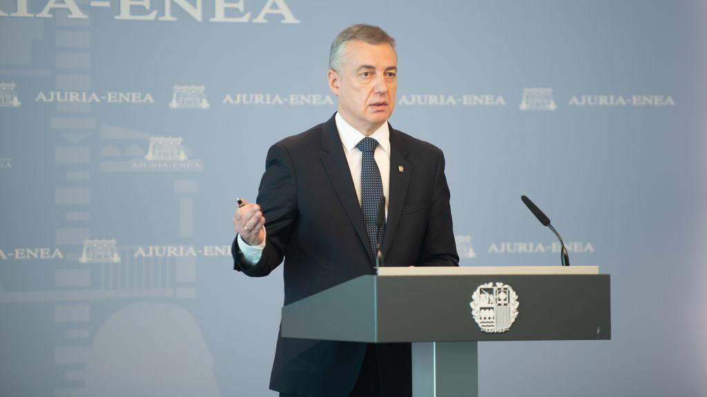 Urkullu le pide a Sánchez que acabe con las reuniones con los presidentes autonómicos de los domingos