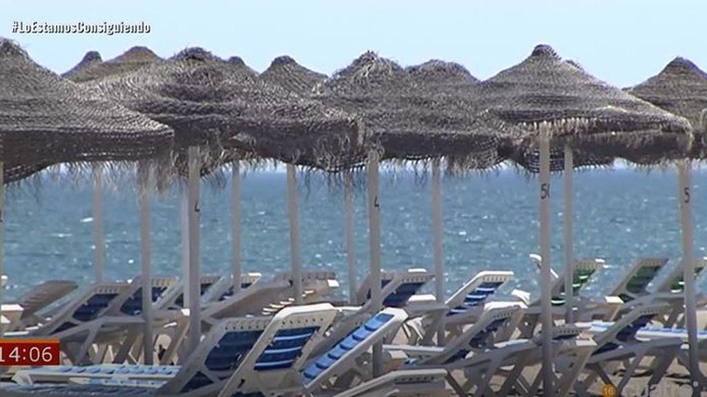España y el sector hostelero se preparan para abrir el país a los turistas extranjeros tras el confinamiento
