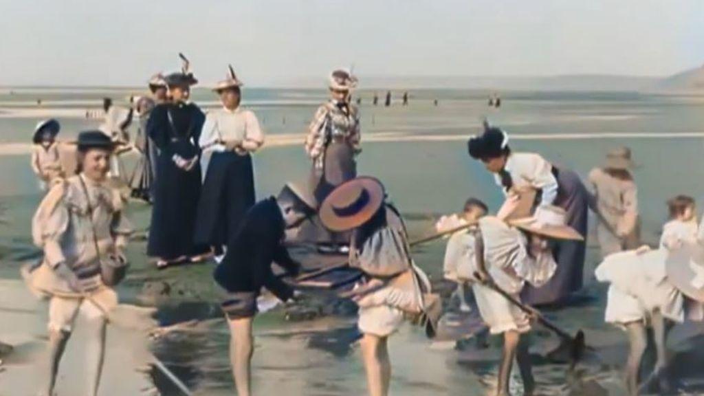 Más de un siglo después, las películas de los hermanos Lumière en 4K