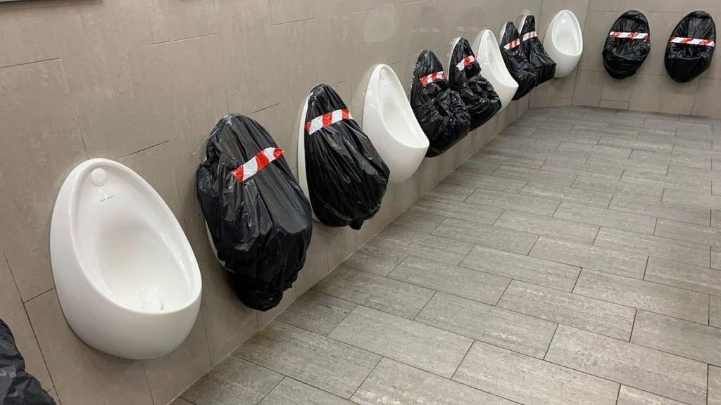 Los baños públicos podrían ser cosa del pasado después del coronavirus
