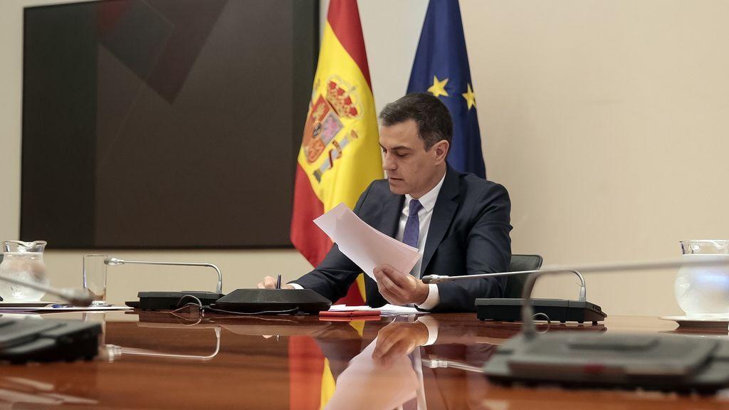 Sánchez anuncia que muchas CCAA estarán fuera del estado de alarma en los próximos días