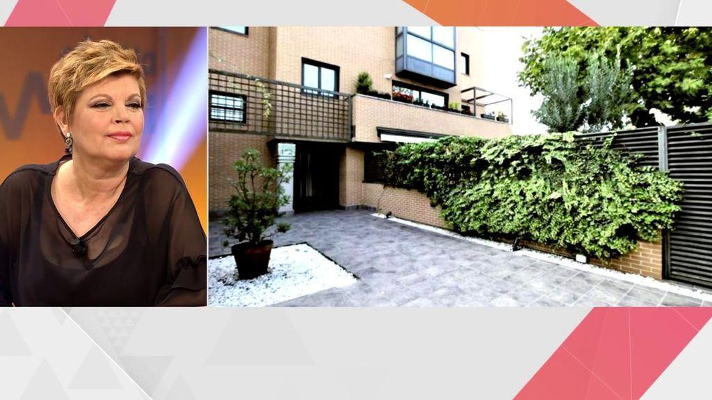 Terelu Campos, su nuevo apartamento