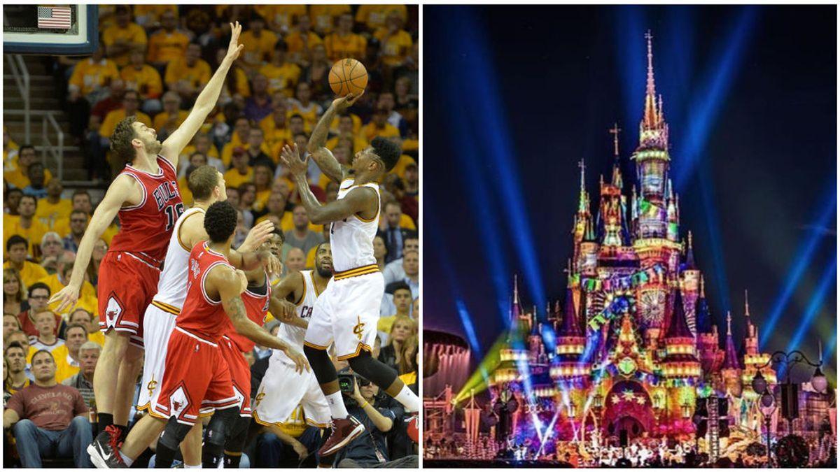 La NBA anuncia las negociaciones para que Disney World acoja la vuelta de la competición