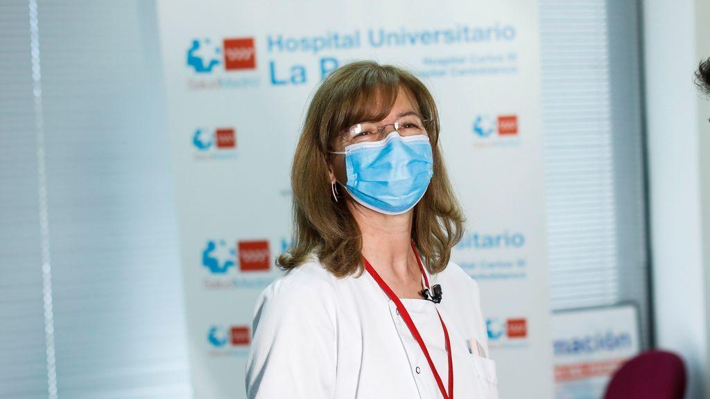Jefa de Psiquiatría de La Paz: Los sanitarios no podrían afrontar un rebrote