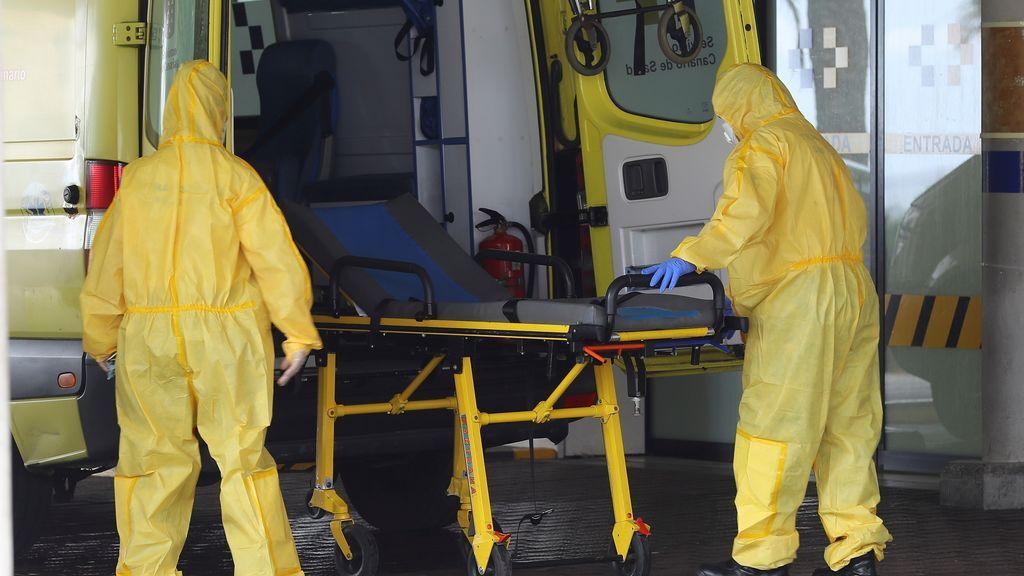 Las muertes diarias por coronavirus repuntan a 70 y se registran 246 nuevos contagios