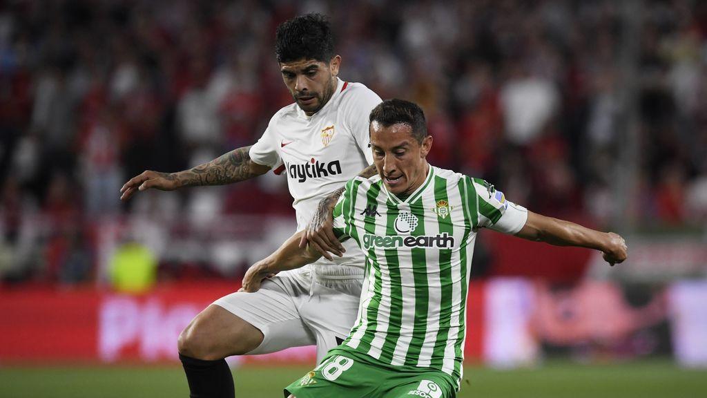 Tebas quiere reanudar la Liga el jueves, 11 de junio, con  el Sevilla-Betis a las 22.00 horas