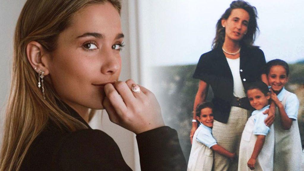 La historia de superación de la madre de María Pombo con la esclerosis múltiple