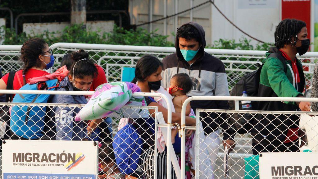 Las cifras terroríficas del éxodo venezolano