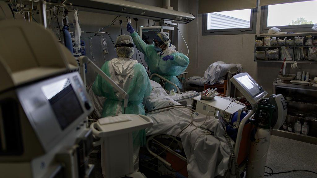La cifra de fallecidos en Madrid baja a 17 y los contagios a 10