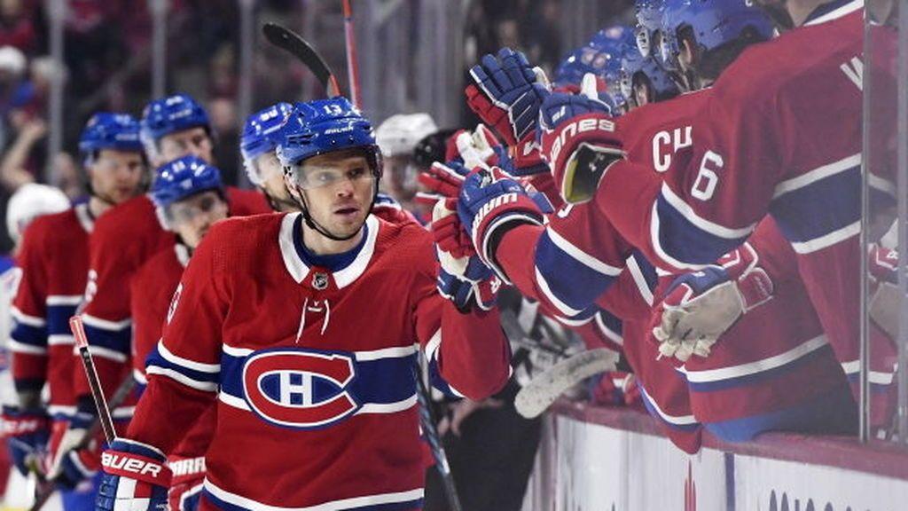 Leyendas de los Montreal Canadiens