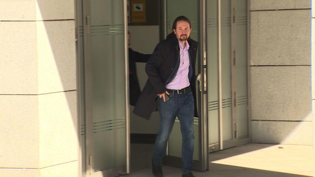El juez retira a Iglesias su condición de perjudicado en el caso Dina e investigará por qué ocultó información