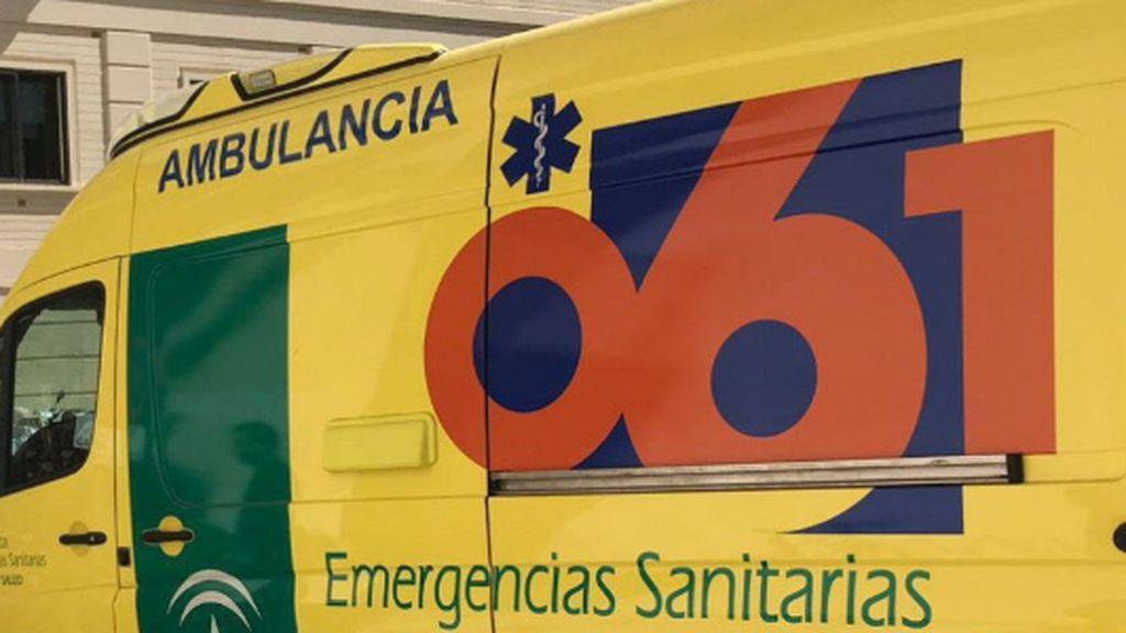 Un niño de tres años cae al vacío en Málaga desde un tercer piso
