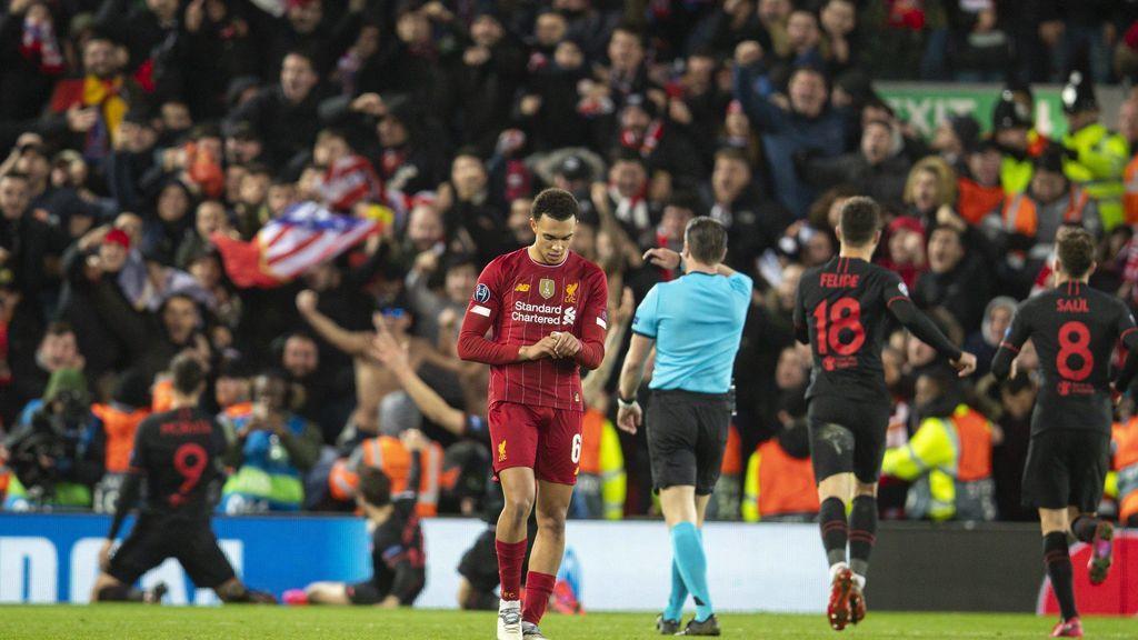 El Liverpool-Atlético ocasionó la muerte de 41 personas por coronavirus según un estudio de la sanidad británica