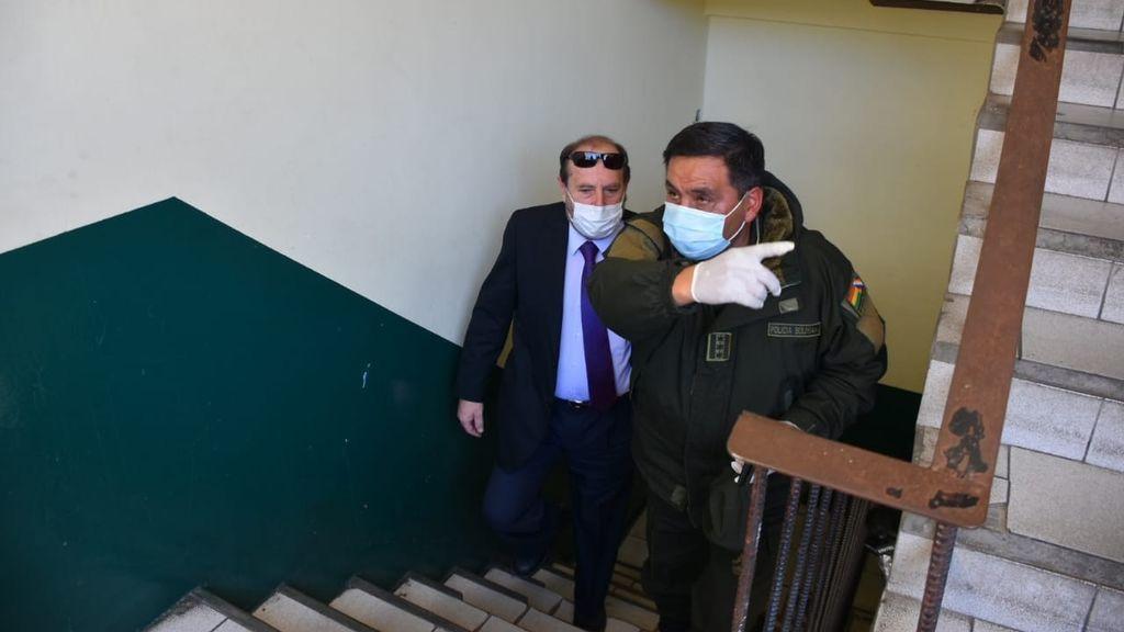 Prisión para el exministro de Sanidad de Bolivia por adquirir respiradores con sobrecoste a una empresa española