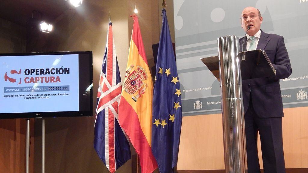Marlaska cesa al jefe de la Guardia Civil en Madrid y hombre fuerte del 1-O