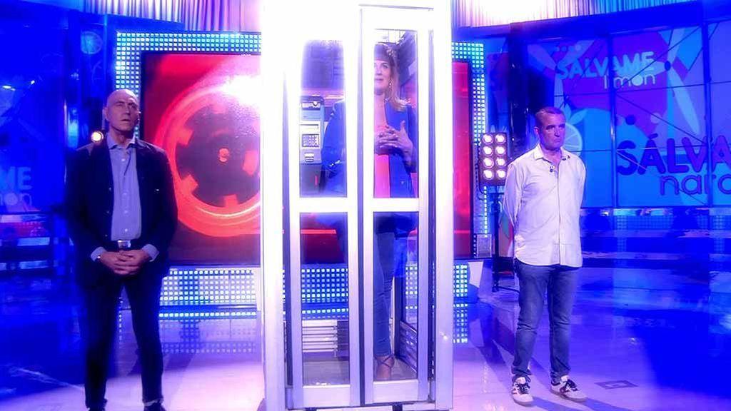 La cabina de 'Sálvame': Kiko Matamoros y Antonio Montero van a recibir lalmadas para ajustar cuentas pendientes