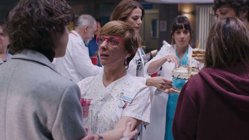 'Madres' ensalza la enorme labor de los sanitarios: profesionales con una gran vocación que se vuelcan para tratar a cada paciente