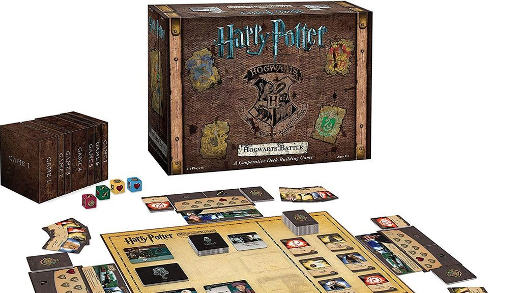 Harry Potters: Hogwarts Battle