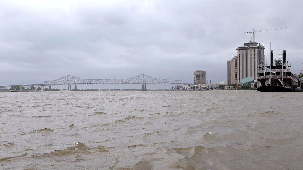 Colapso del Mississippi: un riesgo a tener en cuenta con el aumento del nivel del mar