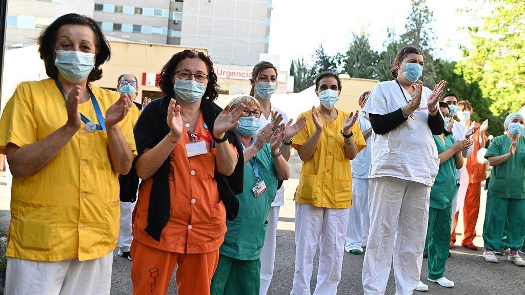 """Llamamiento de los sanitarios madrileños para terminar contra la """"precariedad"""""""