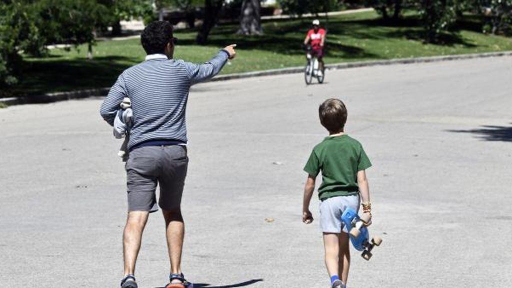 Madrid cambia los horarios de las salidas de los niños