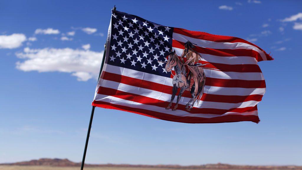 La tribu navaja es el tercer foco de COVID-19 en EEE.UU.