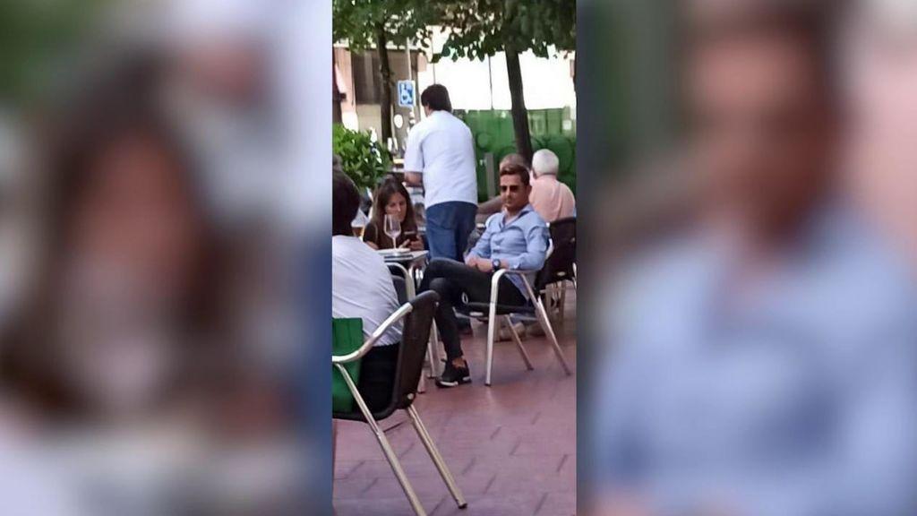 """Alfonso Merlos y Alexia Rivas se han desplazado a Ponferrada a pesar del estado de alarma: """"Ella ha tenido que ir a ver a su médico de cabecera"""""""