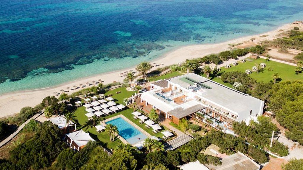 Gecko Beach Club Hotel, Formentera