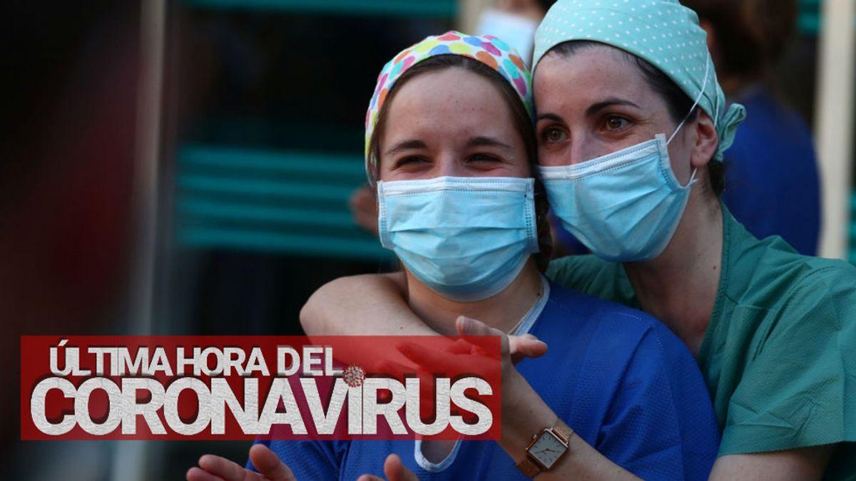 Última hora del coronavirus: Brasil roza los 375.000 contagios y 25.000 muertes y anuncia la flexibilización del confinamiento