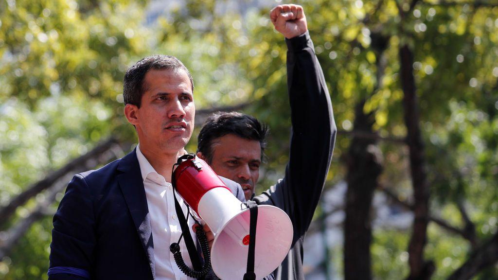Maduro busca imputar a Guaidó por terrorismo