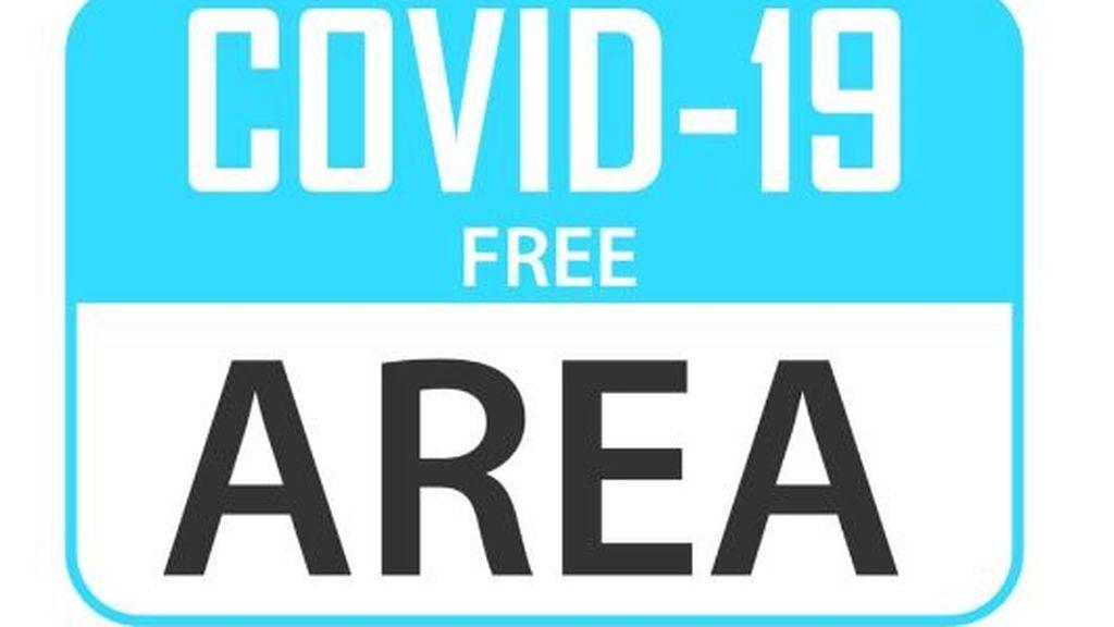 sellos Covid-free
