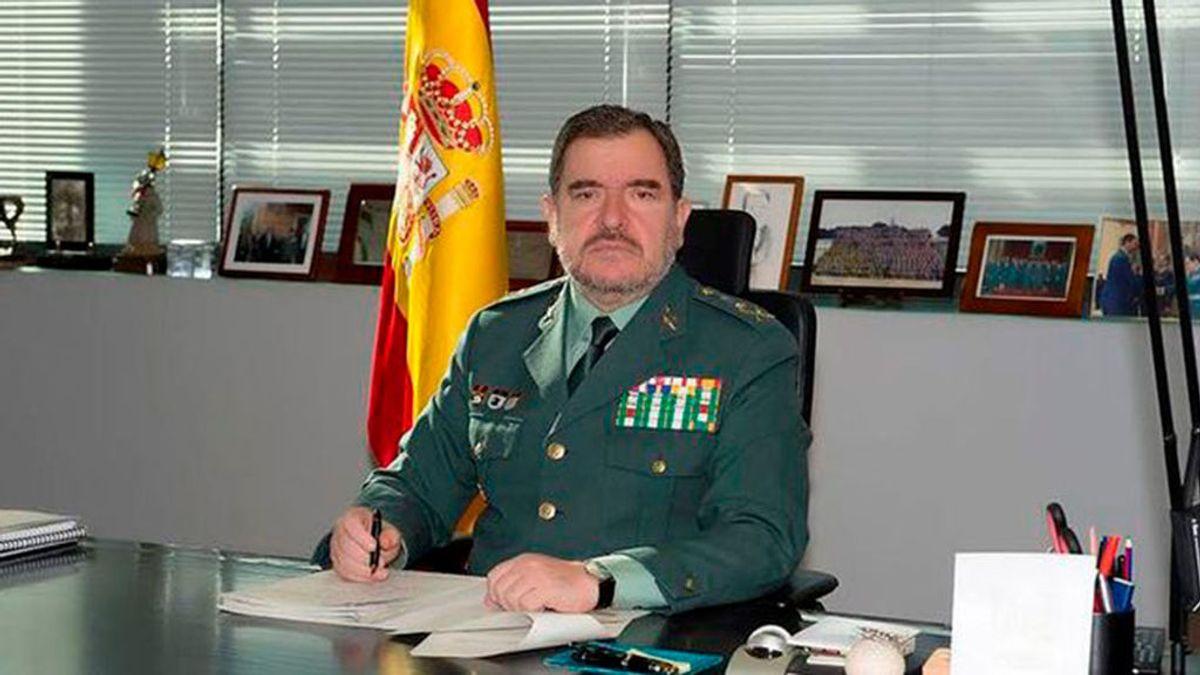 Salas Moreno, el hombre que detuvo al etarra Josu Ternera, nuevo jefe operativo de la Guardia civil