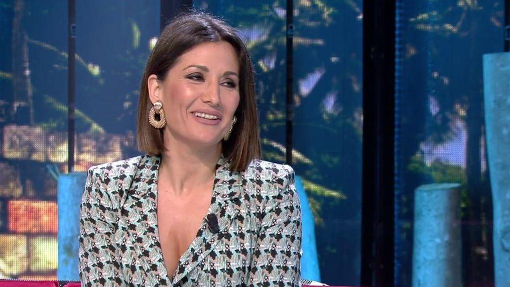 """Nagore sube la temperatura en plató con un comentario a Toñi Moreno: """"Nunca me echaría encima de ti así"""""""