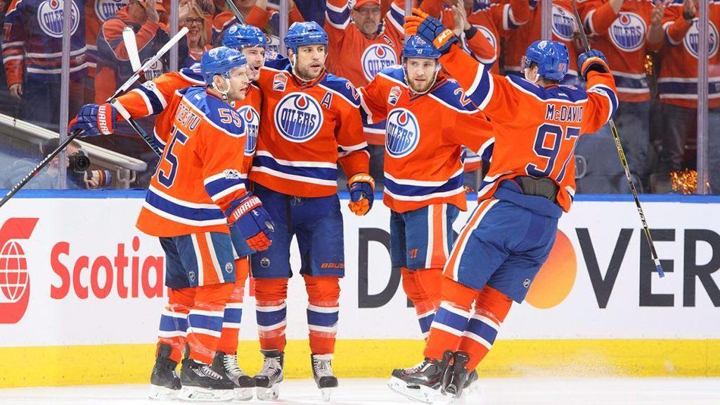 Leyendas de los Edmonton Oilers