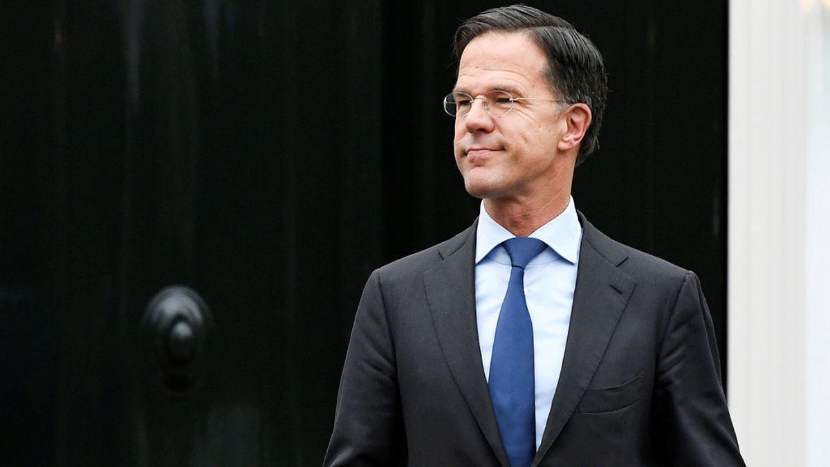 El primer ministro holandés cumple las restricciones: no se despide de su madre fallecida en una residencia