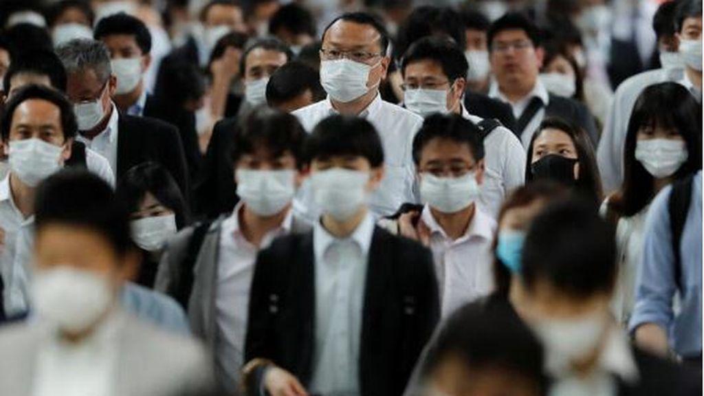 Japón levanta el confinamiento