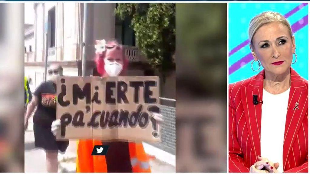 """Cristina Cifuentes pone en duda los datos del Gobierno: """"En mi familia tengo personas que no han cobrado el ERTE"""""""
