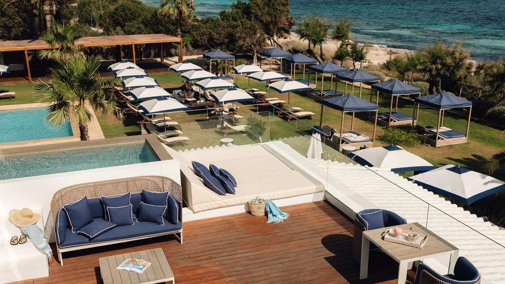 Cinco hoteles con 'playa privada' en España