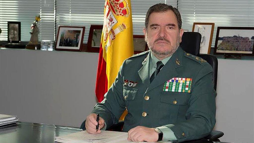 General Pablo Salas, nuevo director adjunto operativo (DAO) de la Guardia Civil