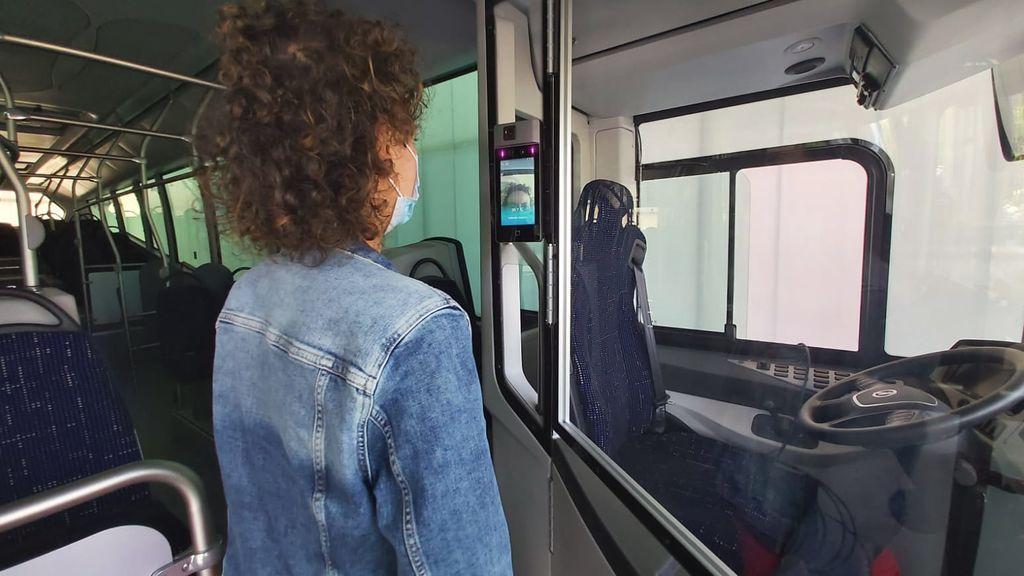 Cámaras con sensor de temperatura: el futuro en el control de acceso al transporte público