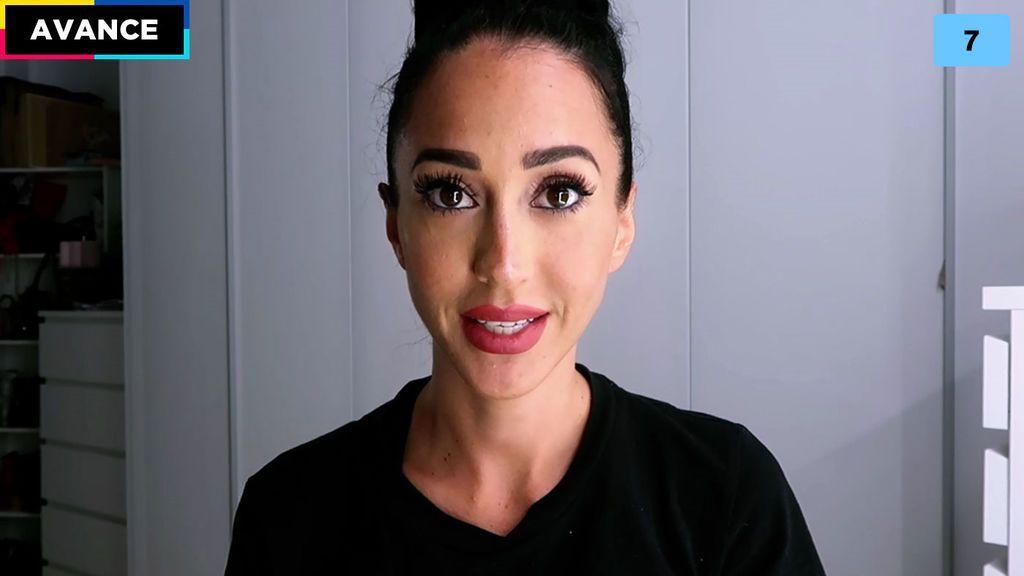 Avance   Aurah Ruiz rompe su silencio sobre su embarazo