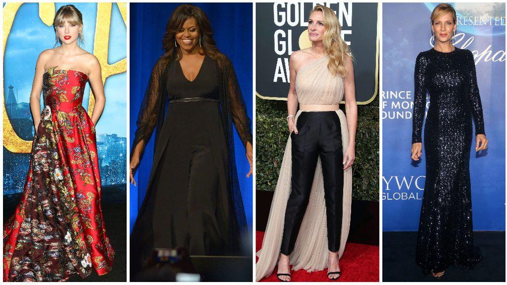 Estas son las mujeres famosas más altas.