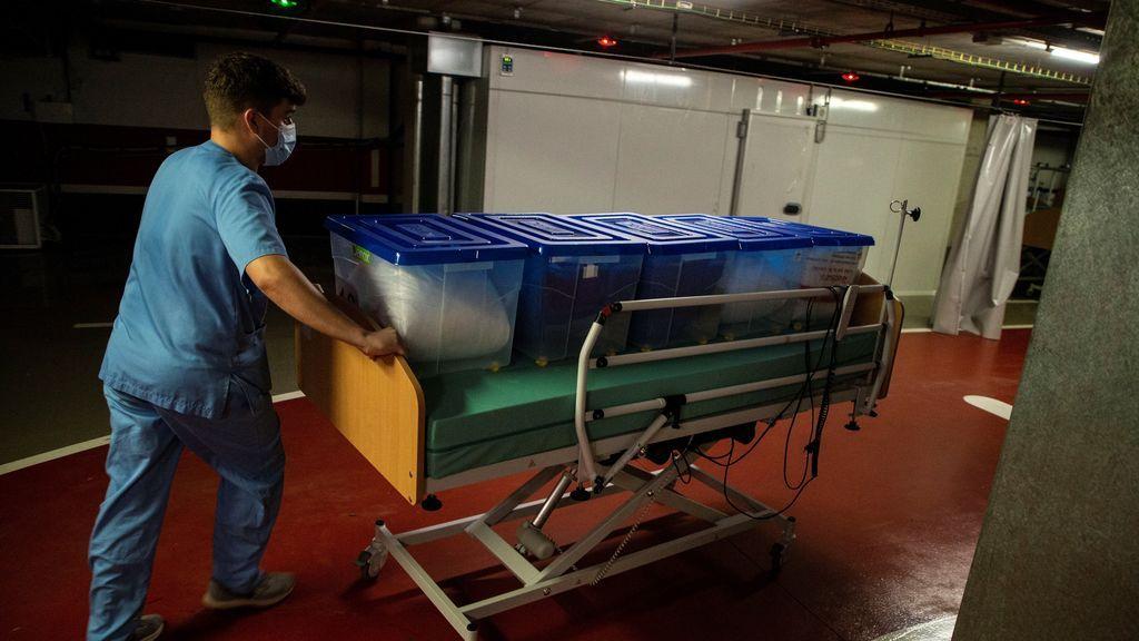 Última hora del coronavirus:  35 muertos en los últimos 7 días y 194 casos diagnosticados