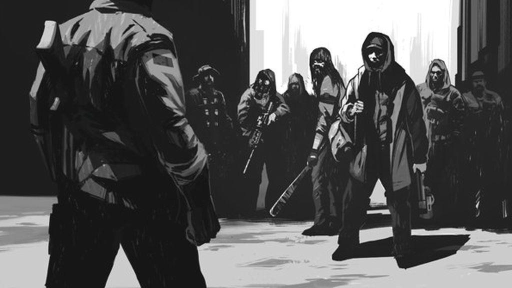 The Last of Us Multijugador (concept art)