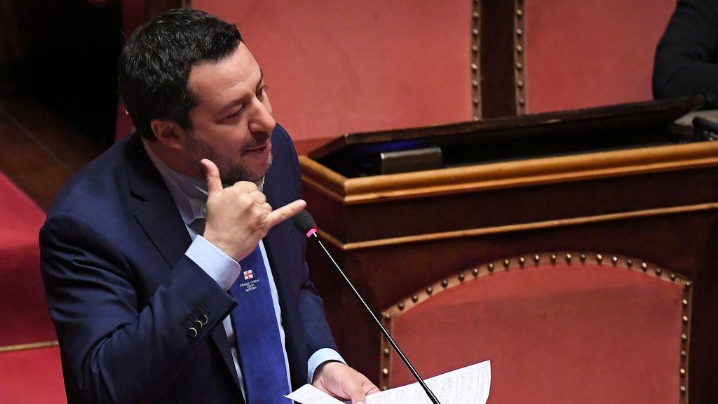 Salvini toma aire en su annus horribilis